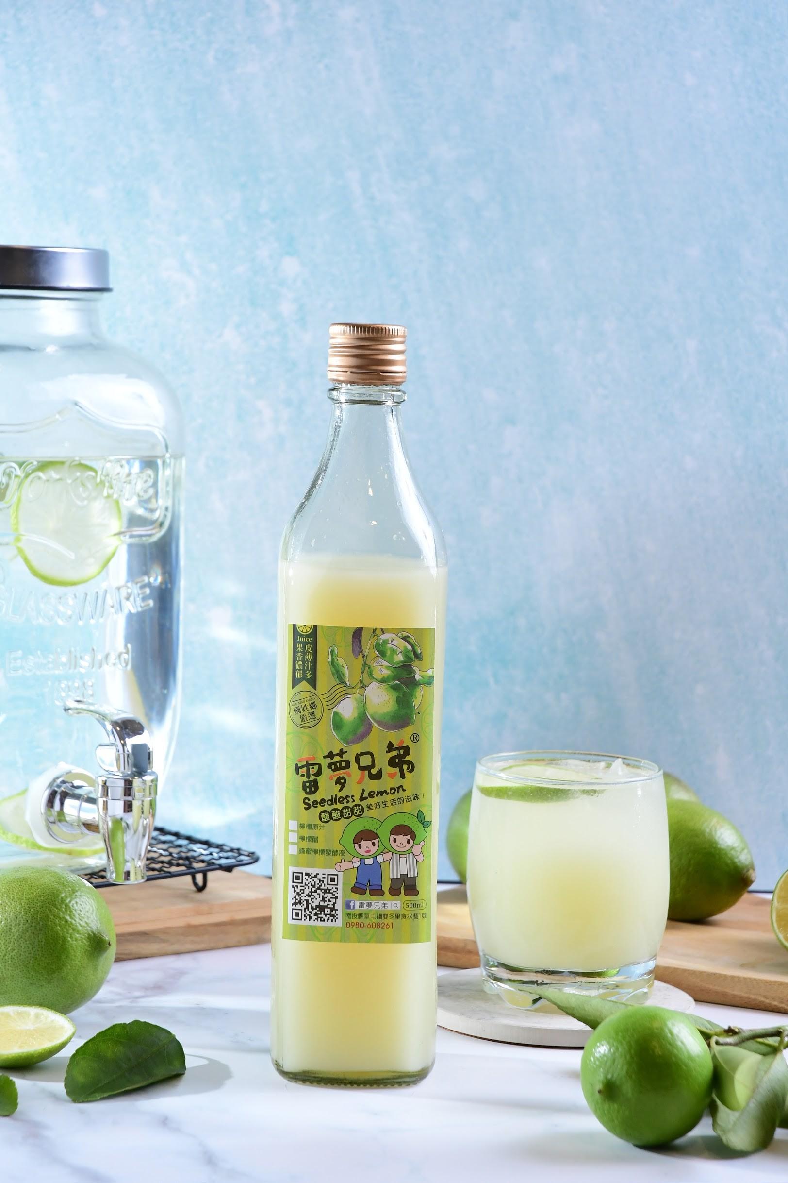 無毒檸檬原汁 | 鮮檸檬汁 | 檸檬汁 | 檸檬水 | TLS全新生活500cc