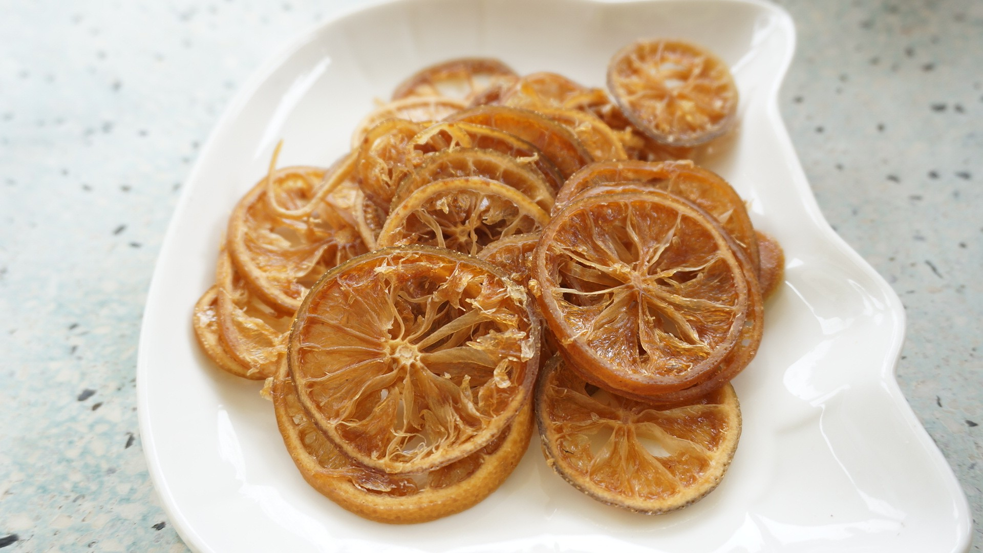晶饌檸檬乾 | 無籽檸檬乾 | 日曬方式檸檬乾 | 泡茶零嘴